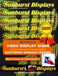 Sunburst Dsiplays Balanced Array Brochure